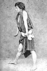 Д.Кано 17 лет. На тренировке дзю-дзюцу.