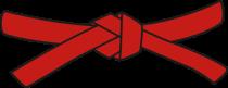 479px-Judo_red_belt_svg