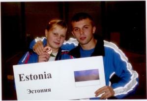 Чемпионат Мира по борьбе на поясах среди юниоров (2006г., Саранск)