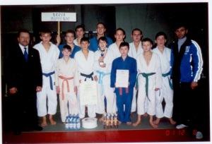 Кубок Эстонии 3 место (2001г)
