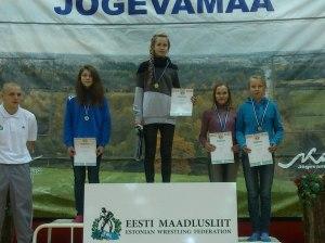 N. Skalikova, A. Sussi (3 koht-44kg)