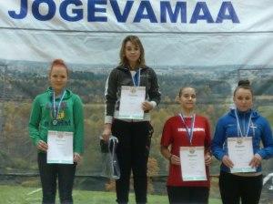 K.Simson (1koht), D. Tokmantseva (3 koht-62 kg)