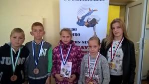 А.Треумов, Н.Егоров, К.Карпенко, А.Сазонова, А.Мехиляйнен.