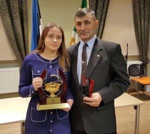 V. Stepanova i I.Novitski